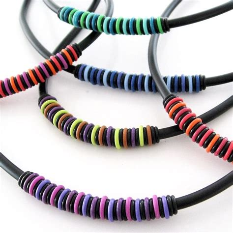 rubber cord for jewelry 109 best images about gummismycken rubber jewelry on