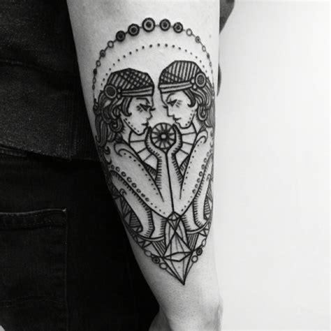 tatuajes de horscopos leo tatuajes de signos zodiacales muy originales y sus