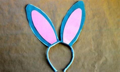 diy bunny ears diy easter bunny ears kidspot