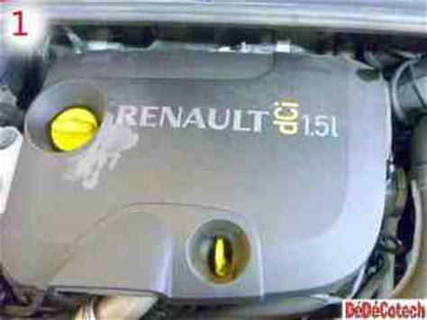 Clé Plate à Cliquet 2890 by Changer Joint Injecteur Renault Clio Iii 1 5 Dci K9k Tuto