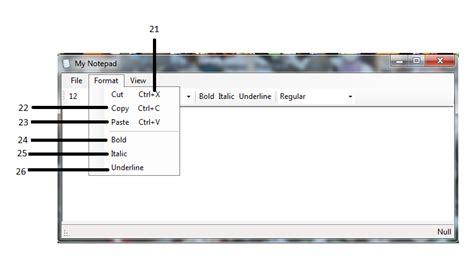 membuat html melalui notepad belajar membuat notepad sederhana visual basic 2010