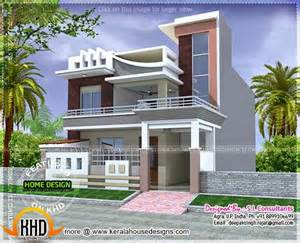 Home Design For 100 Gaj plan available modern house