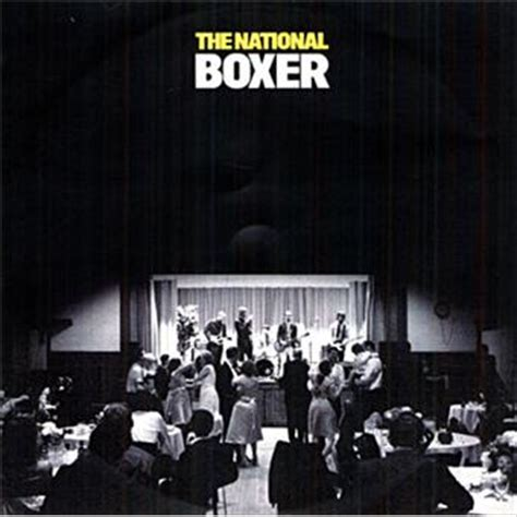 Boxer Cd A by Boxer The National Cd Album Achat Prix Fnac