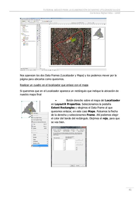arcgis layout view a3 manual arcgis 10 0 nivel basico