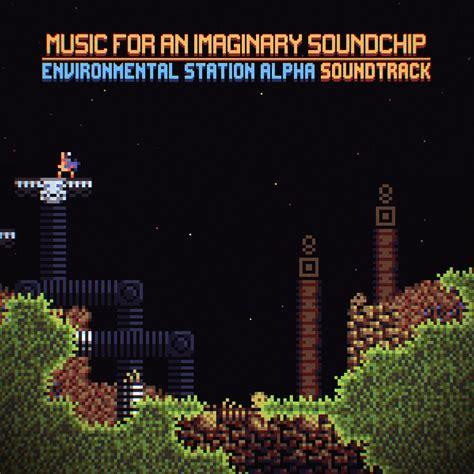 Environmental Station Alpha Vinyl Soundtrack - environmental station alpha wallpapers hq