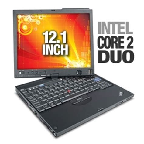 Lenovo Thinkpad X61 Tablet lenovo thinkpad x61 7763 refurbished tablet pc