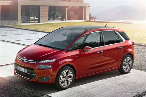 Citroen Picasso by Citro 235 N C4 Picasso Recebe Visual Da Technospace Best Cars