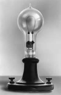 in 1879 the light bulbs lasted a mere 150 hours