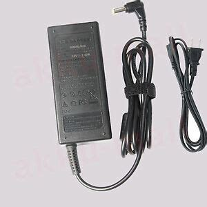 ac adapter charger cable  toshiba laptop
