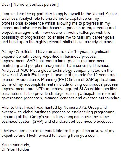 financial analyst cover letter sample resume examples templates
