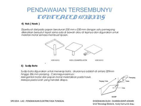 Kabel Elektrik kabel dan sistem pendawaian elektrik
