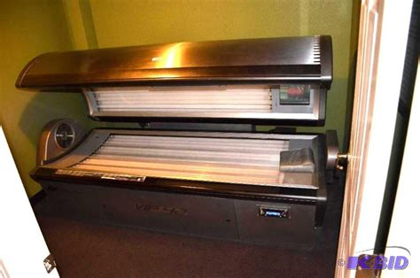 Solar Tanning Bed by Solar System Vip 42 2 Tanning Bed Mode Whiteford