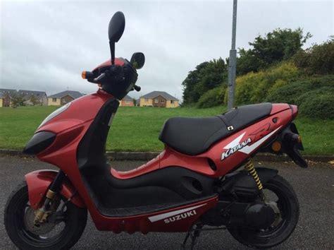 Suzuki Katana 50cc Suzuki Katana 50cc For Sale In Ahascragh Galway From Wik