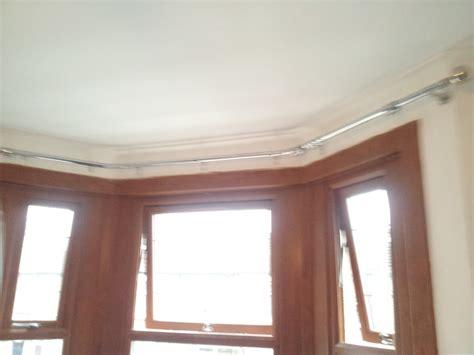 double curtain track for bay window crispin wilkinson 97 feedback handyman in erith