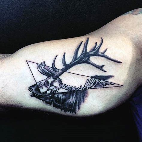 cool deer tattoos 25 best ideas about deer antler tattoos on