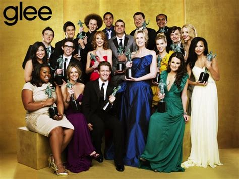 all about cast glee all cast dendyherdanto flickr