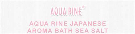 Special Aqua Rine Milk Japanese Aroma Bath Sea Salt 400gr 3 offer japan aqua rine aroma bath sea salt coarse free travel pack 50g x 2