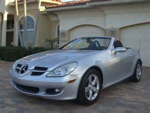 find used 2006 mercedes v6 slk280 slk 280 convertible