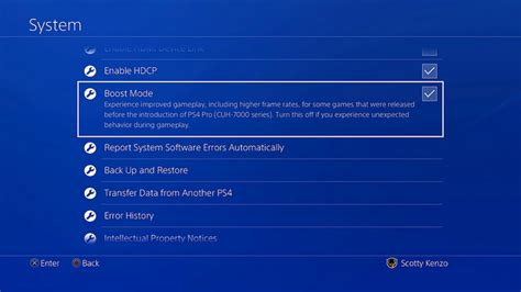 tutorial hack ps4 ps4 update 4 50 is out scene eagerly waiting for a