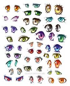anime eye color anime color www imgkid the image kid has it