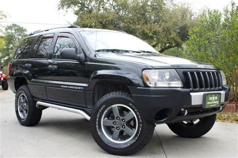 2004 jeep grand wheels 2004 grand laredo quot freedom edition quot silver