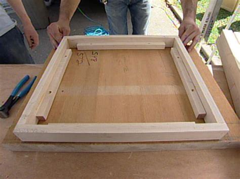 building butcher block how to build a child s kitchen prep station how tos diy