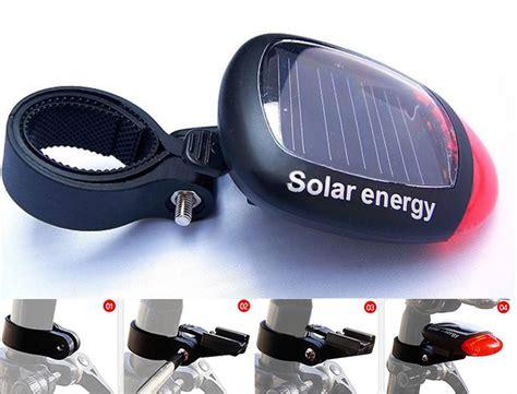 solar bike lights bicycle lights wholesale china bicycle lights