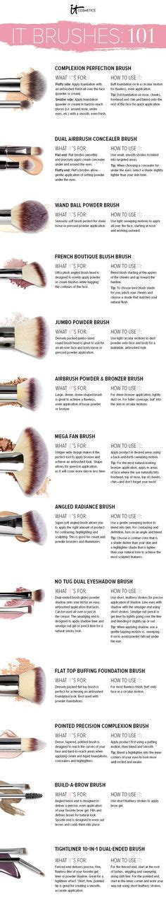 Kuas Makeup Aplikator Foundation Makeup Brush Foundation Xoxo how to apply makeup step by step like a professional search makeup