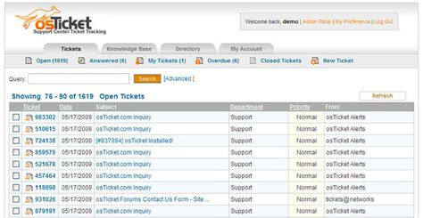 osticket mobile 6 free help desk software solutions that work