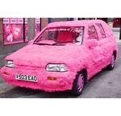 Autos In Pink  Bilder Autobildde