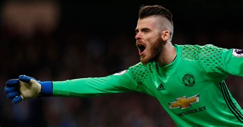 Di Gea by David De Gea Tells Real Madrid That He Will Not