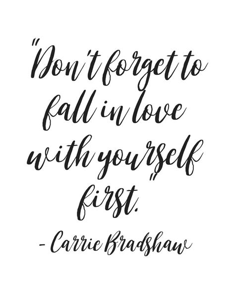Carrie Bradshaw Quotes Love Letters