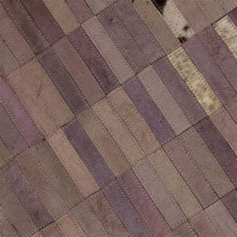Patchwork Cowhide Leather Rugs - buy patchwork leather cowhide rug 12p5050 120x180cm