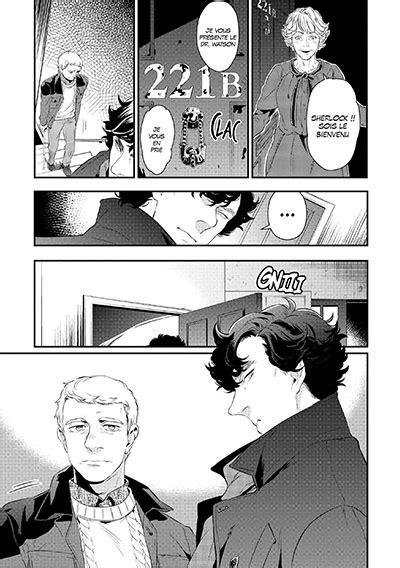 [Critique] Sherlock tome 1 : Une étude en rose — Steven