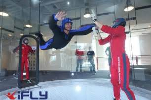 Indoor Skydiving Ifly Indoor Skydiving Picture Of Ifly