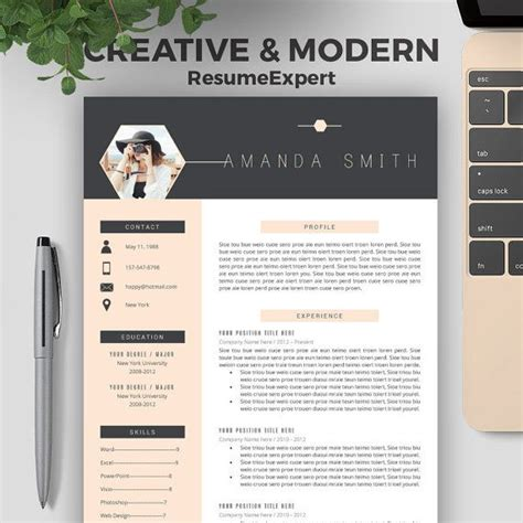 best 25 cover page template ideas on pinterest creative cv