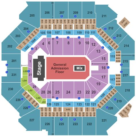 barclay center floor plan the 1975 barclays center brooklyn tickets