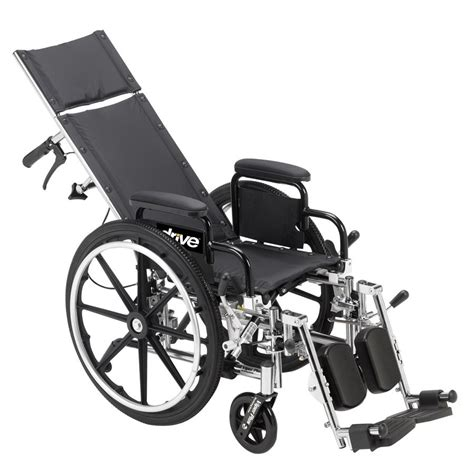 reclining wheelchairs drive viper plus pediatric high strength lightweight full