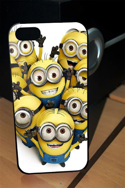 Despicable Me Captain America Minion V1479 Iphone 5 5s Se Casing Pr despicable me minions and iphone 4s on