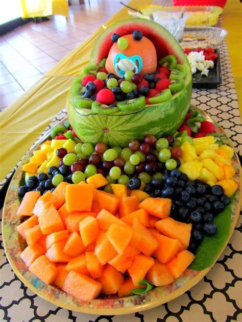 Fruit Baby Shower Ideas by Fruit Platter Ideas For Fruit Platter Baby