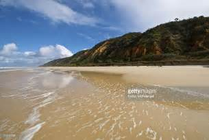 Tranquility by Seventy Five Mile Beach Fraser Island Great Sandy National Park Queensland Australia Stock Photo