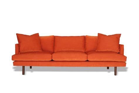Modern Orange Sofa Modern Orange Sofa The 25 Best Orange Living Rooms Ideas On Pinterest Thesofa