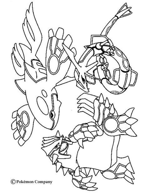 coloring pages pokemon groudon groudon coloring pages az coloring pages