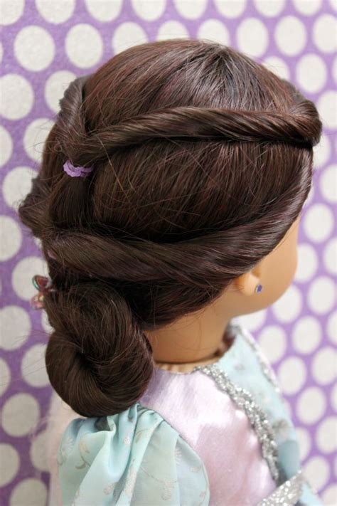 how to mack a bun in a dall hade 1000 images about amigurumi doll hair others on