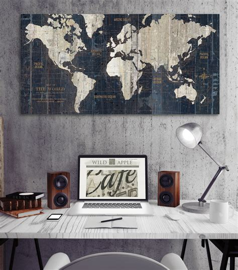 map home decor on the map design trends wild apple graphics