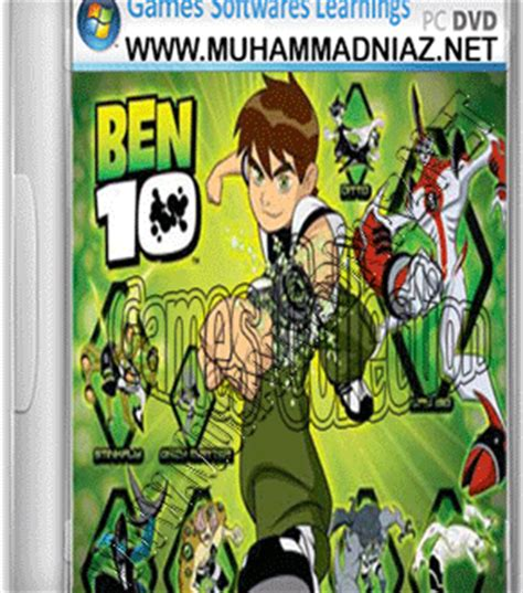 ben 10 pc games collection free download full version