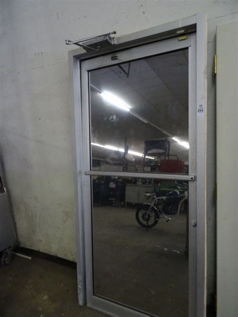 Exterior Doors Bay Area Metal Glass Pre Hung Entry Door Bay Area Auction Services