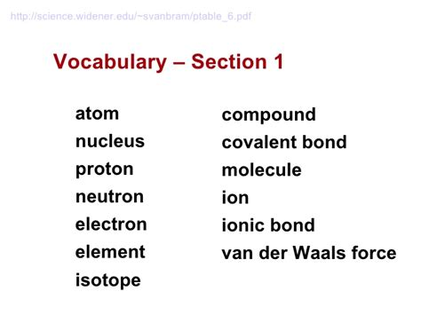 physical science section 6 1 ionic bonding chapter 6 1