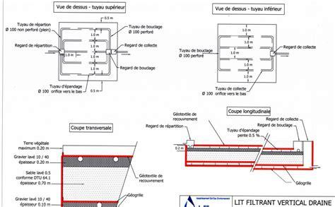 Plan Fosse Septique 3676 by Plan Fosse Septique Renseignements Pour L 39 Installation
