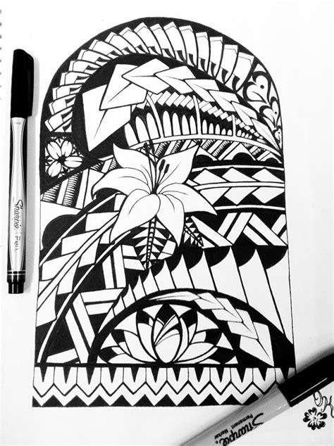 Wedding Hairstyles: 20  Pretty Samoan Tattoo Drawing